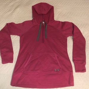 Under Armour Semi-Fit Women's Pull Over